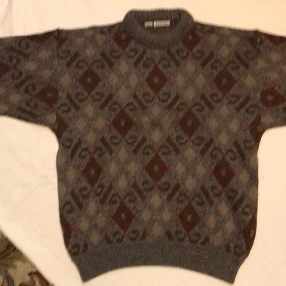 78c9c69de63e80 Giorgio Armani Sweaters   Vintage Sweater Xl   Poshmark